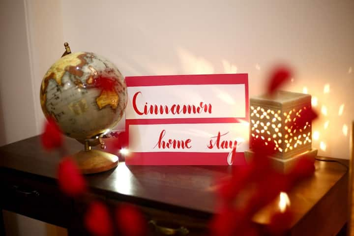 cinnamonstay, for women to stay and learn cooking