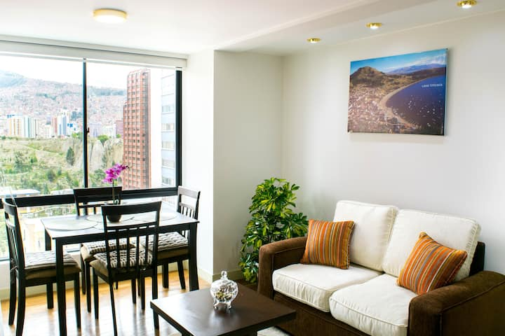 ► Splendid Location - Stylish Apt in LP
