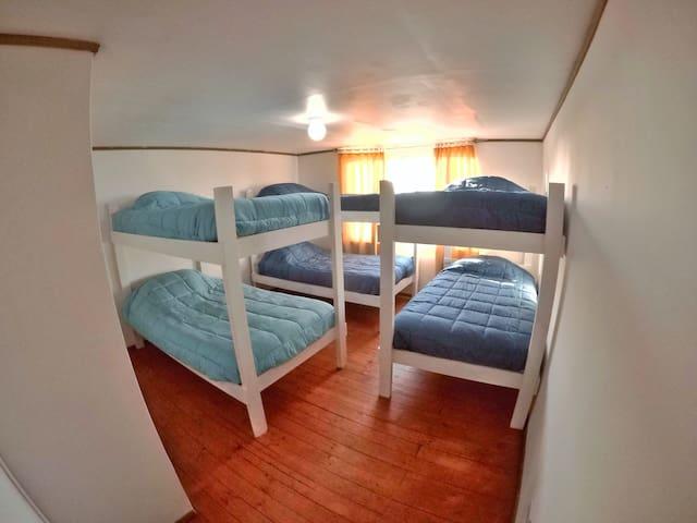 Habitacion compartida 6 en Los Vilos
