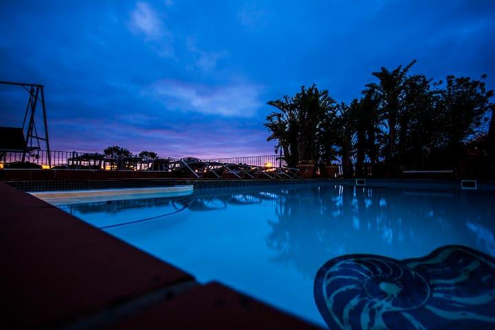 Bay Atlantic Villa Sea & Mountain Views Penthouse
