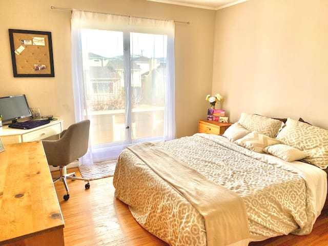 House 10 min to SF, walk to food/shops/lookouts