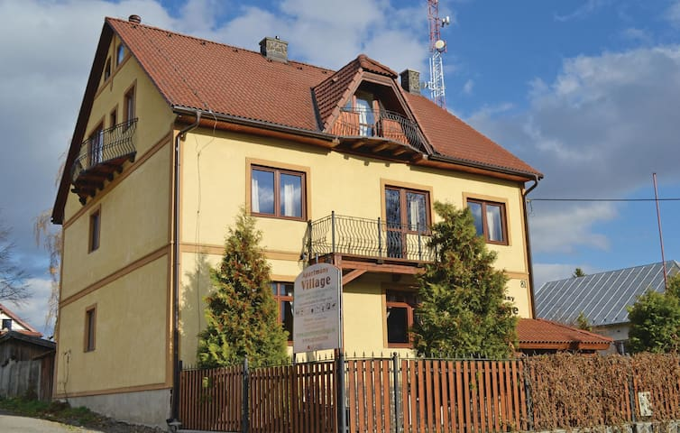 Holiday apartment with 2 bedrooms on 70m² in Velky Slavkov