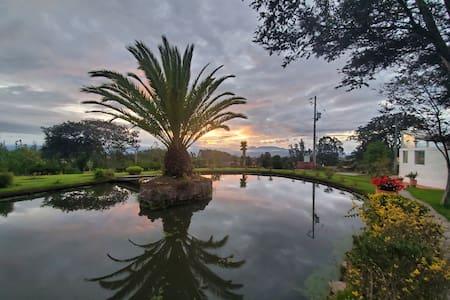 Hermosa Casa de Campo para relajarse