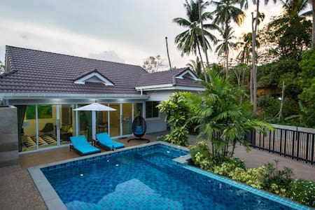 Awesome Pool Villa for Rent Krabi AoNang