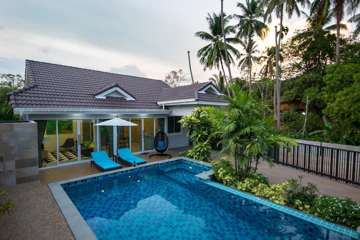 Awesome Pool Villa for Rent Krabi AoNang