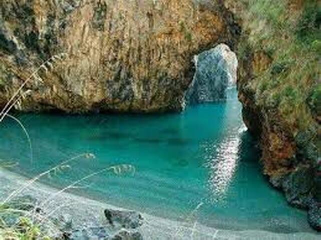Arcomagno Maratea Diamante - San Nicola Arcella - Hus