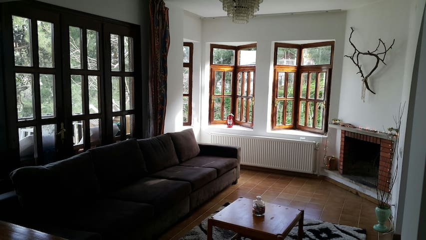 Great location at Burgazada - adalar  - Apartment