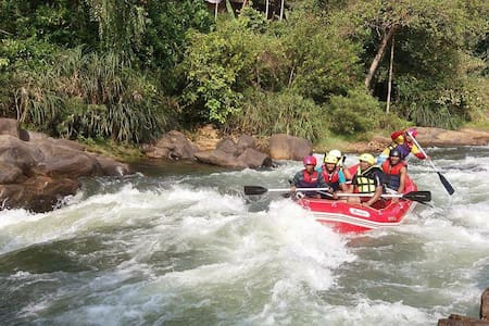 Aqua Adventure & Nature Resort - Kegalle - Naturstuga