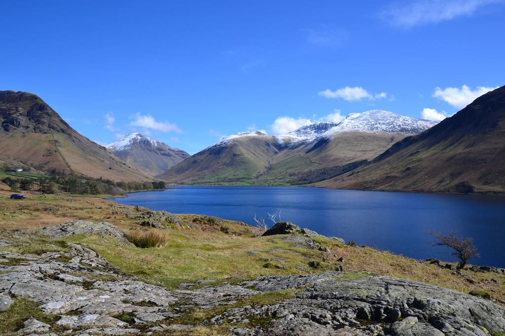 Nearby Wastwater Lake