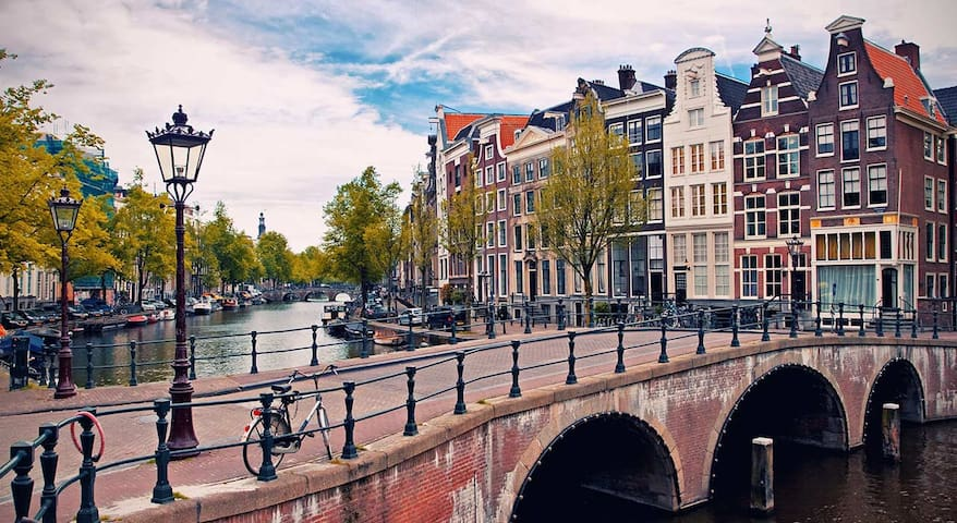 New Studio in Amsterdam
