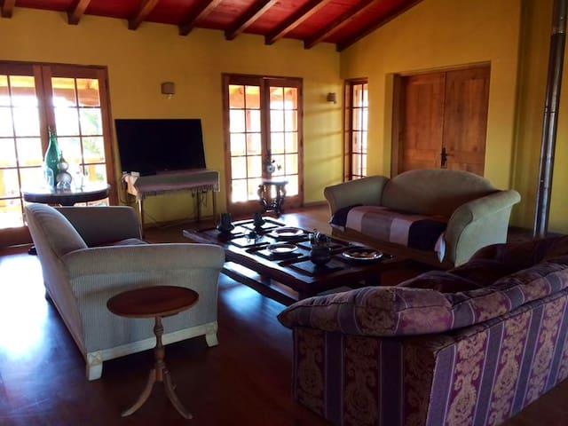 Habitación Casa colonial 2