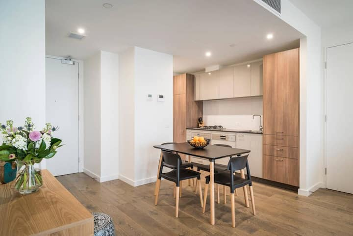 Two Bedroom Terrace Apartment