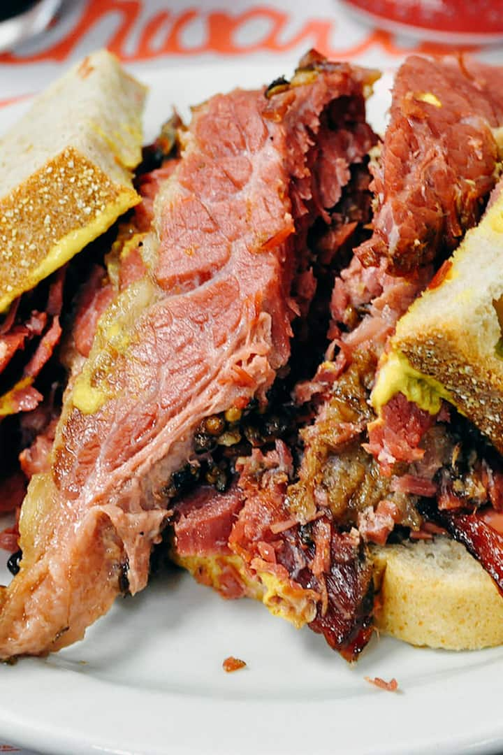 Montreal Famous Smoked Meat