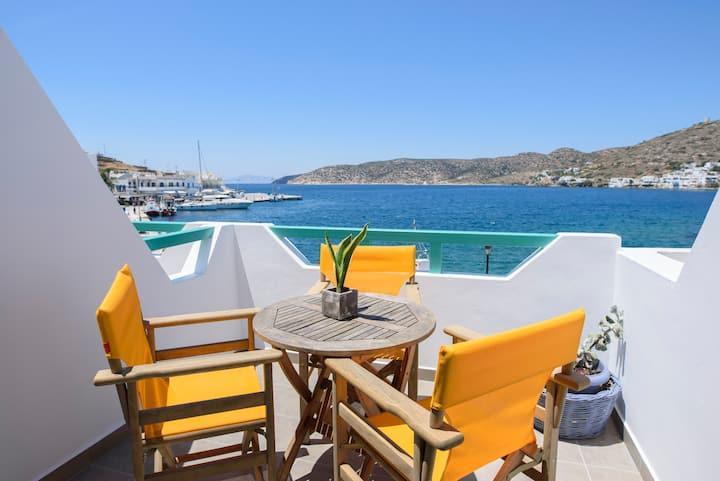 Porto Katapola Pension/Sea View Apartment I