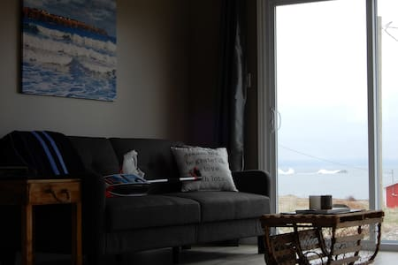 Newfoundland Oceanfront Cottage (Northern Bay)