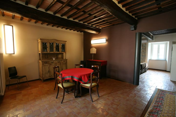 Tuscany Family House - Barga - Apartment