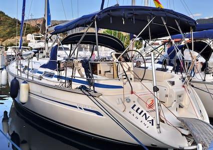 Яхта Luna - Bavaria 44, 4 каюты - Alanya