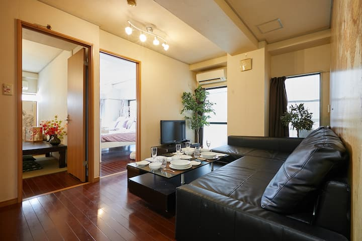NEW OPEN!Asakusa Max14 Best for family, big group!