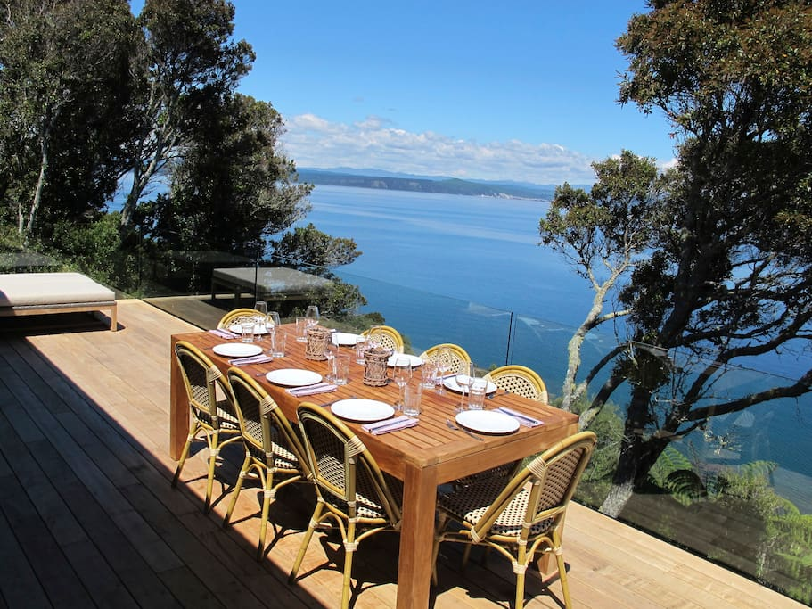 Most amazing lunch spot! You won't want to leave the house!