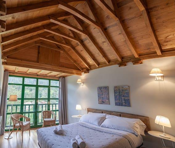 Habitación para el DESCANSO en CAMINO DE SANTIAGO