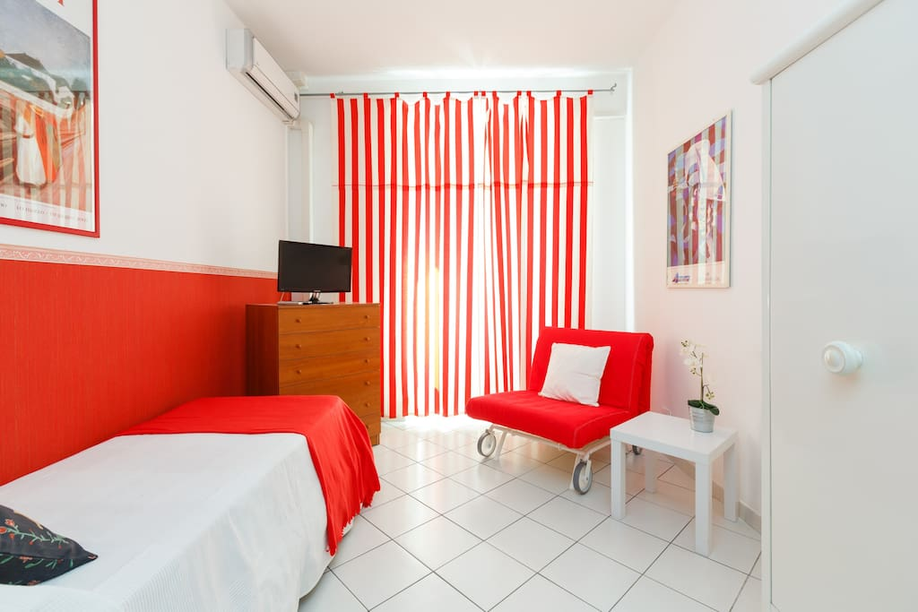 single room Papavero