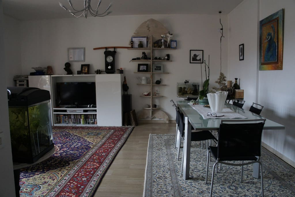Zona giorno / living room