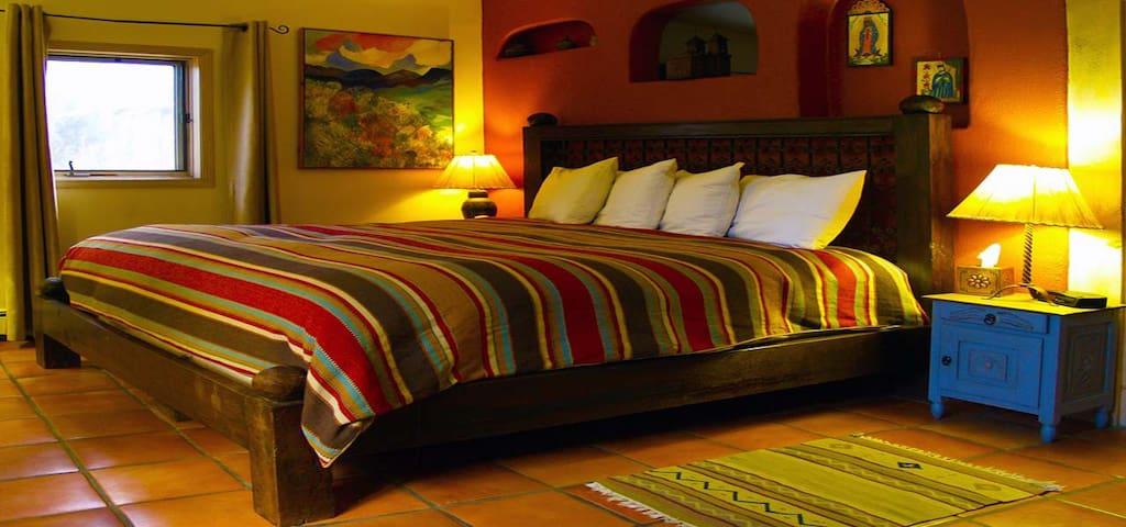 Santa Fe Suite at Casa Cuma Bed & Breakfast