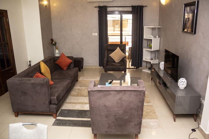 Morola B appartement meuble de haut standing