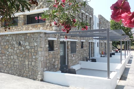 Private garden rooms in Cosmopolitan Butique Hotel - Kos