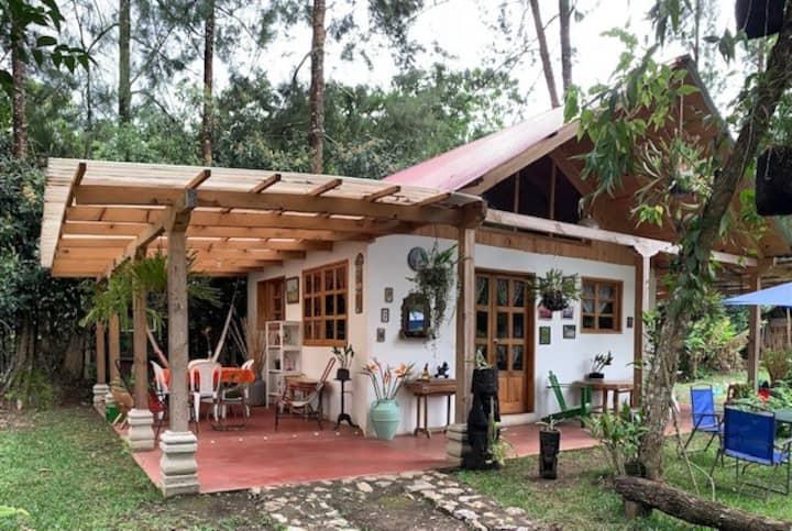 Cabaña del paraíso