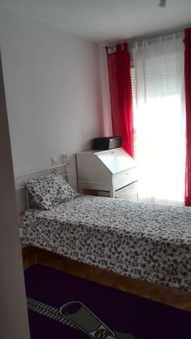 Habitación cómoda y acogedora - Arganda del Rey