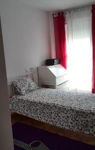 Habitación cómoda y acogedora - Arganda del Rey - Daire
