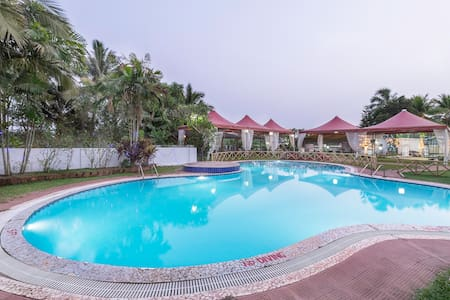 Premium Stays at Mapusa North Goa - North Goa
