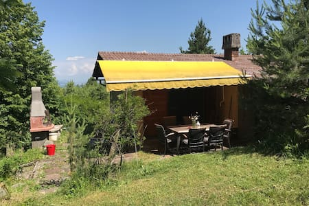 Cosy Chalet in nature 15km from Ljubljana