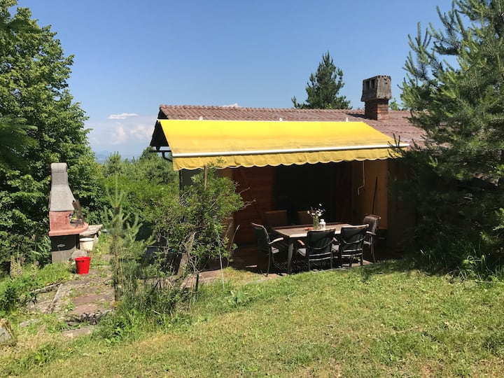Cosy Chalet in nature 15km from Ljubljana
