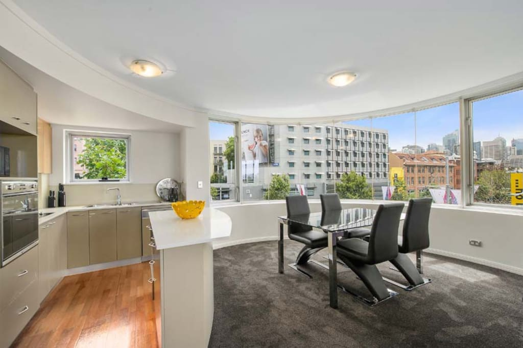 Darlinghurst apartmentKitchen/Dining Room
