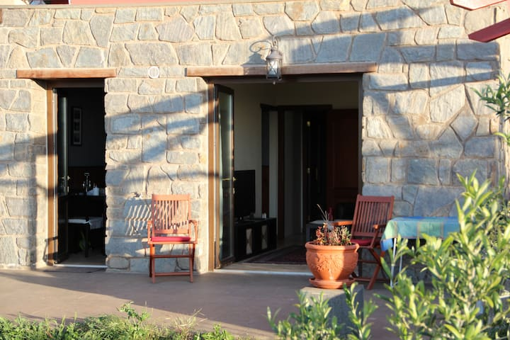 Economic apartment with nature and seaview - La Esperanza - Byt