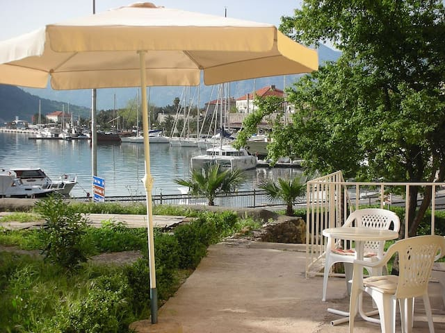 Bayside bed breakfast old town boutique hotels for for Boutique hotel kotor