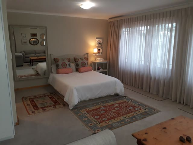 A room for a night, George Western Cape