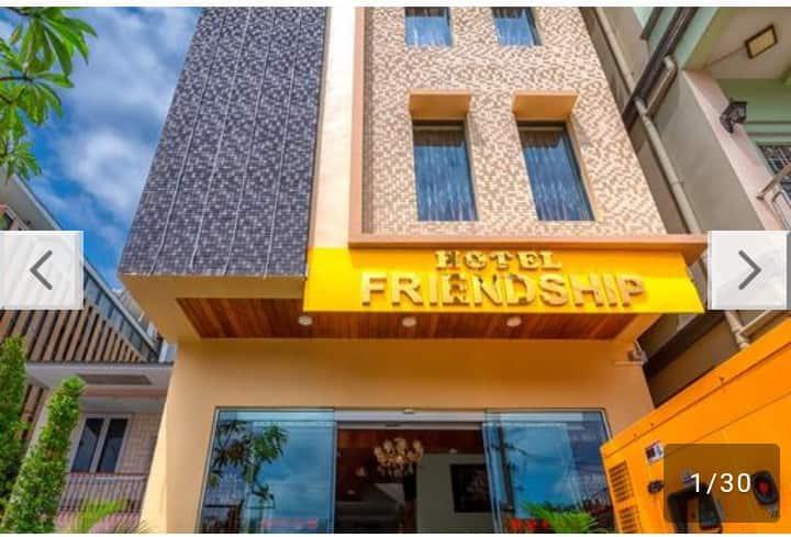 Hotel Friendship, mandalay, cheap hotel