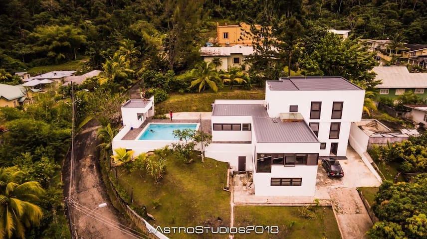 Island Palm Villa Trinidad