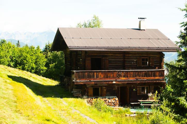 Mountain cabin in Zillertal - Aschau im Zillertal - Hut