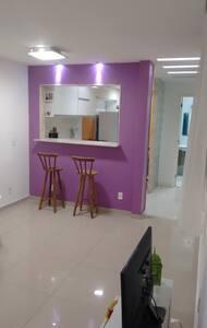 Alugo apartamento prático e aconchegante no RJ. - Rio de Janeiro - Huoneisto