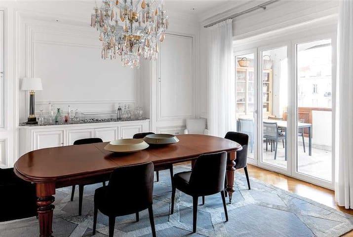 Esplendido apartamento en Barcelona - Barcelona - Apartamento
