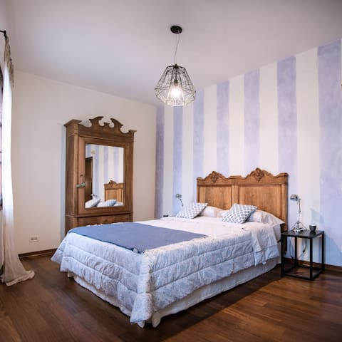 Double room with private kitchen and bathroom - Due Carrare