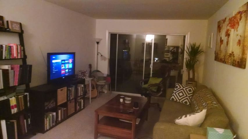 1 Bed/Bath with Big Balcony - Berkeley - Apartment