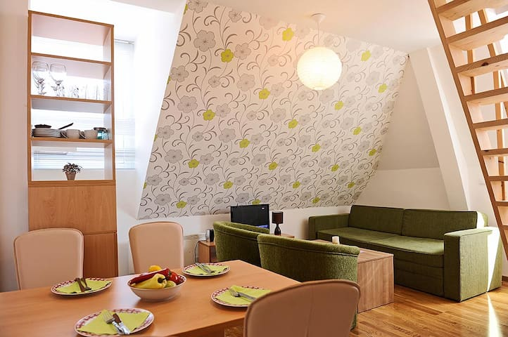 Kraljevi Cardaci, Kopaonik, serviced apartment 1/4 - Raška - Apartment-Hotel