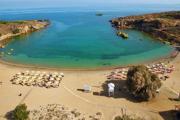 Niriis hotel 6-bed Dormitory, 100m beach