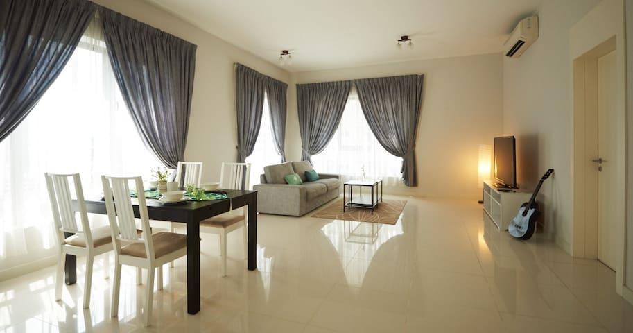 Cosy big 2BDR house @ Bukit Bintang - Kuala Lumpur - Appartement