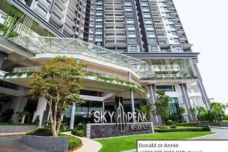 Homestay Condominium Setia Tropika Johor JB - Condominium